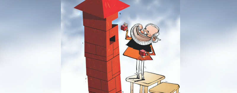 The Modi I know The PM thinks big and is an institution builder par excellence