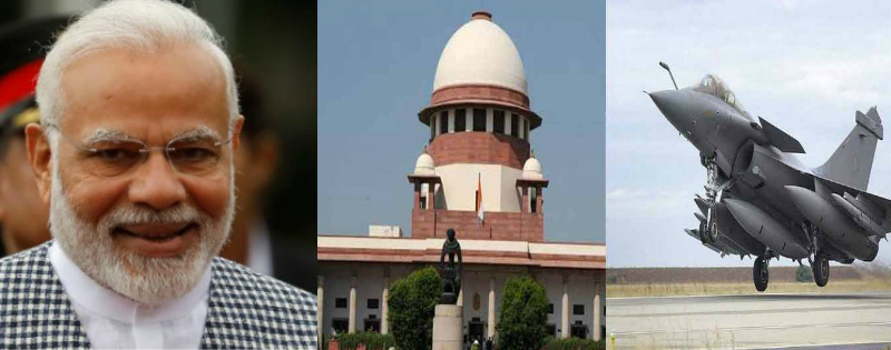 SC Gives Clean Chit to Modi Govt Says No Probe Into Pricing or Decision-making