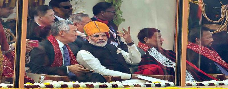 china ne kaha modi sarkar ke aane se badh rahi bharat ki jokhim lene ki kshamata