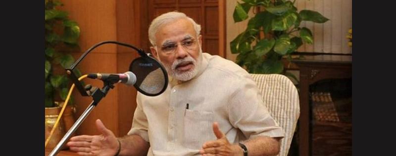 pm narendra modi ne vaigyaniko ko bharat ka gourav bataya