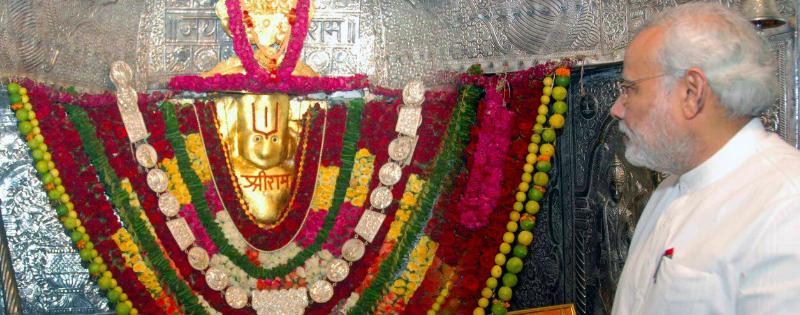 pm narendra modi ne deshvasiyo ko hanuman jayanti ki shubhkamnae di