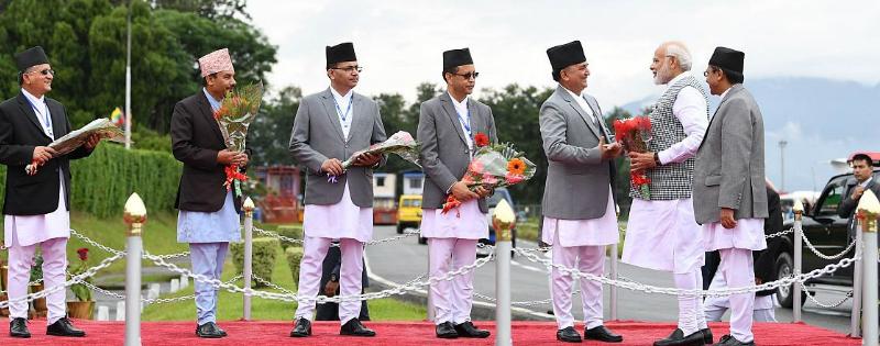 BIMSTEC sammmelan me hissa lena kathmandu pahuche pm modi