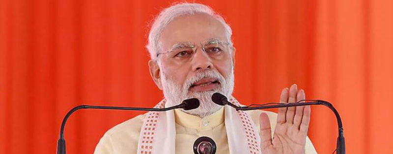 Pm narendra modi ne kaha bjp har sal 1 se 7 ko manayegi august kranti saptaah