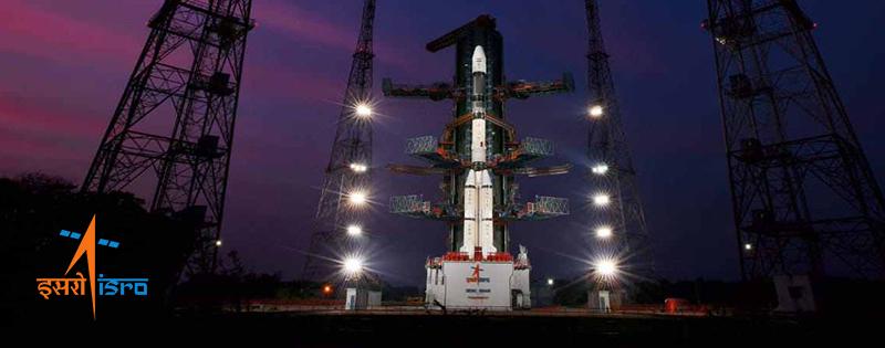 isro ne launch kiya GSAT-7A