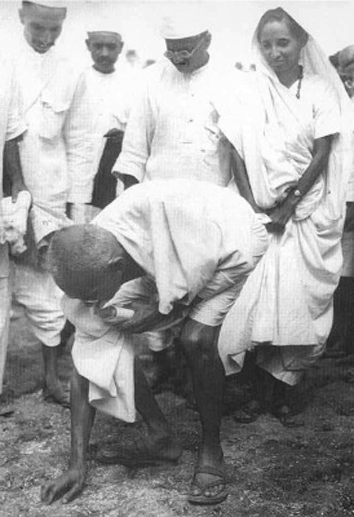 salt satyagraha movement