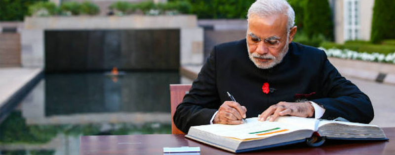 pm modi blog four requests for a democracy