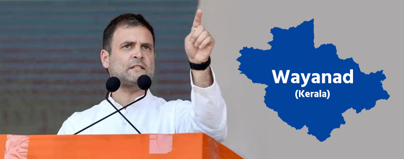 Rahul Gandhi to contest from Wayanad in Kerala along with Amethi